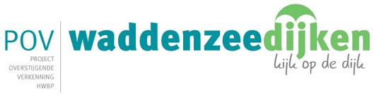 Logo Project Overstijgende Verkenning Waddenzeedijken